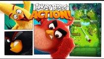 Angry Birds Action! - Trailer di lancio