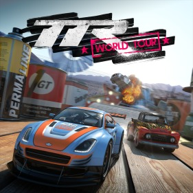 Table Top Racing: World Tour per PlayStation 4