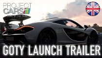 Project CARS: Game of the Year Edition - Il trailer di lancio