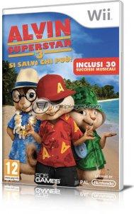 Alvin Superstar 3: Si Salvi Chi Può! per Nintendo Wii