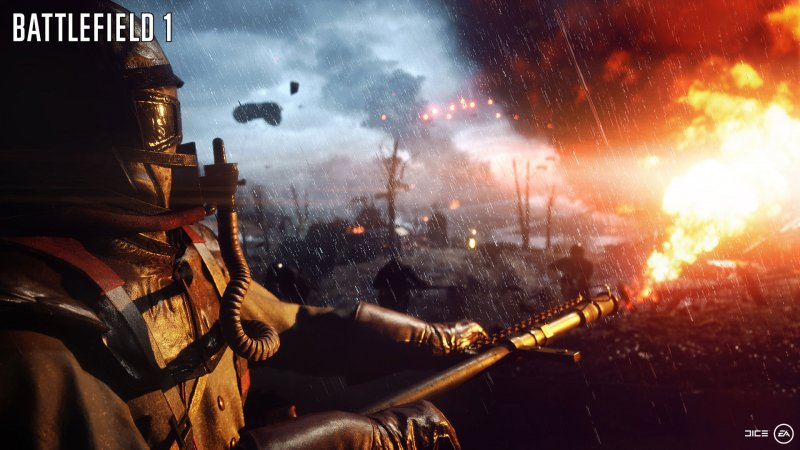 EA annuncia un evento streaming per mostrare il multiplayer a 64 giocatori di Battlefield 1
