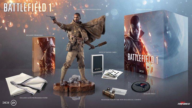 Spunta anche la Collector's Edition di Battlefield 1