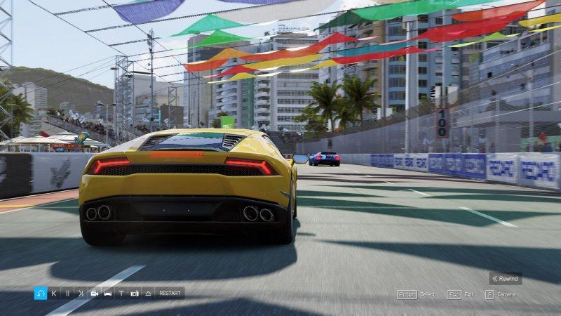 Un aggiornamento per Forza Motorsport 6: Apex migliora le performance e consente di disabilitare il Vsync