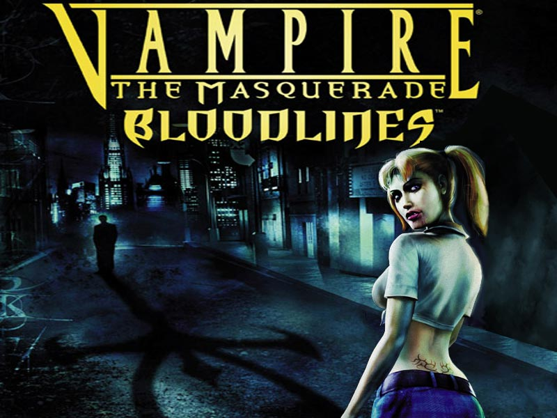 White Wolf ha registrato il trademark di Vampire Bloodlines
