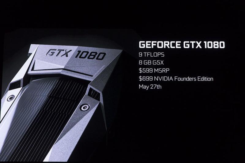 NVIDIA GeForce GTX 1080: la resa dei conti
