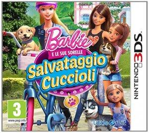 Barbie e le sue Sorelle: Salvataggio Cuccioli per Nintendo 3DS