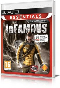 inFAMOUS per PlayStation 3