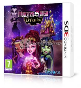 Monster High: 13 Desideri per Nintendo 3DS