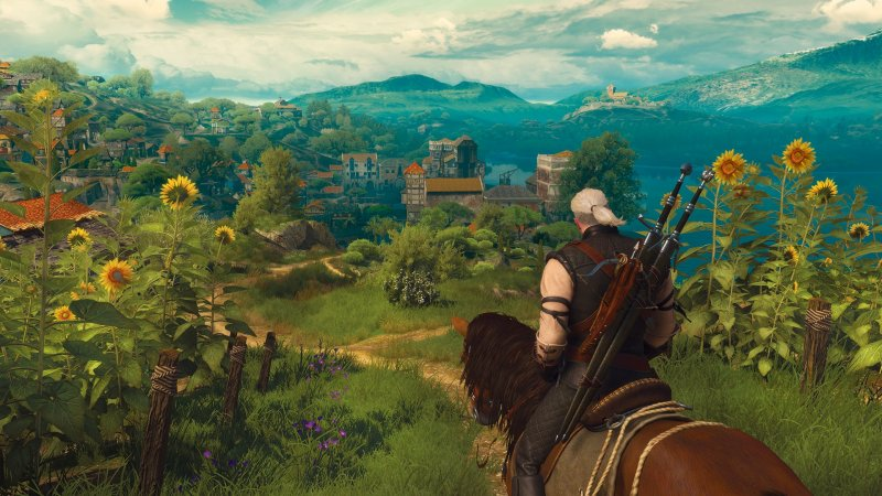 10-15 GB di spazio richiesto per The Witcher 3: Wild Hunt - Blood and Wine