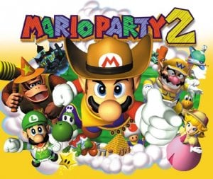 Mario Party 2 per Nintendo Wii U