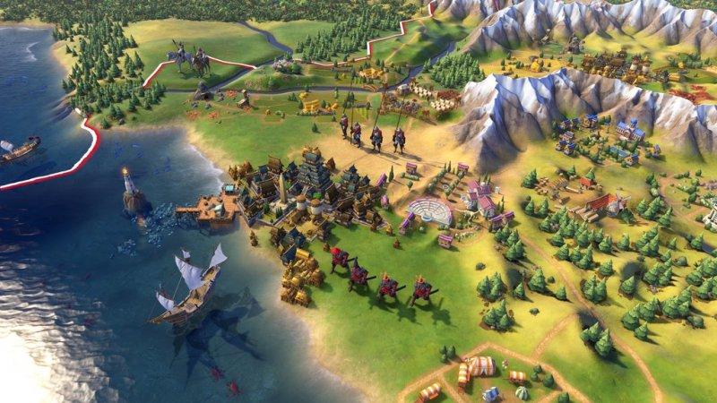 Annunciato Civilization VI per PC