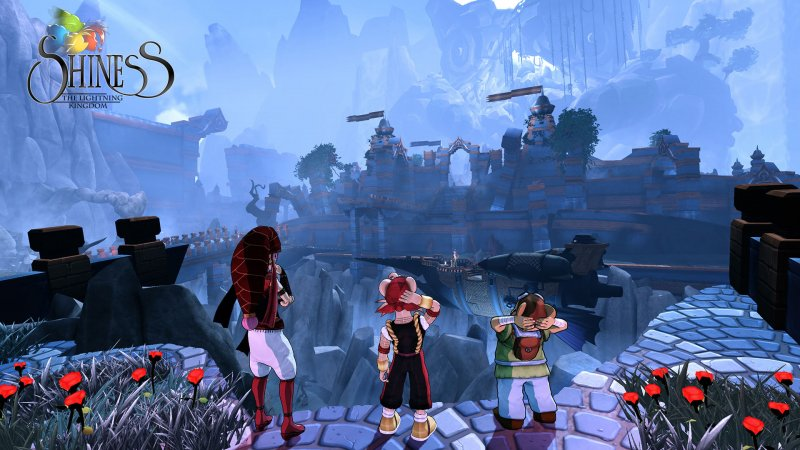 Shiness: The Lightning Kingdom è entrato in fase gold