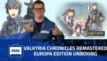 Valkyria Chronicles Remastered - Unboxing dell'Europa Edition