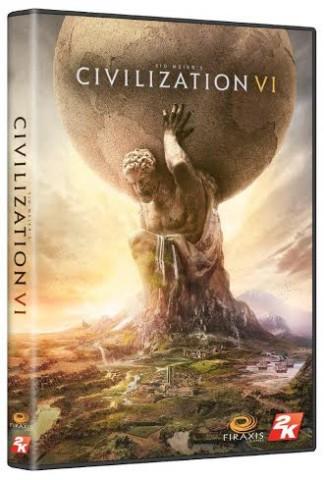 Ecco la copertina di Civilization VI