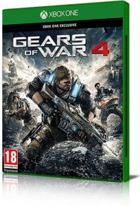 Gears of War 4 per Xbox One