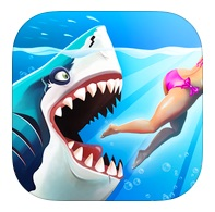 Hungry Shark World per iPhone