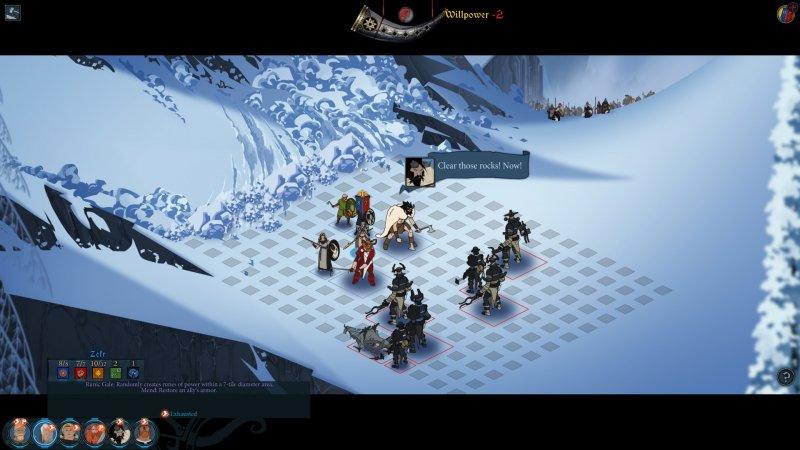 La versione Steam di The Banner Saga 2 è ora disponibile anche in italiano