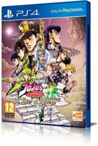 JoJo's Bizarre Adventure: Eyes of Heaven per PlayStation 4