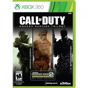 Call of Duty: Modern Warfare Trilogy per Xbox 360