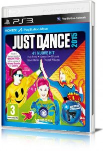 Just Dance 2015 per PlayStation 3