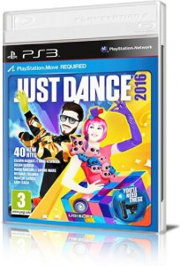 Just Dance 2016 per PlayStation 3