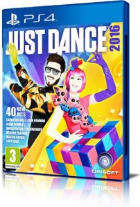 Just Dance 2016 per PlayStation 4