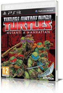 Teenage Mutant Ninja Turtles: Mutanti a Manhattan per PlayStation 3