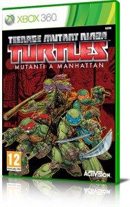 Teenage Mutant Ninja Turtles: Mutanti a Manhattan per Xbox 360
