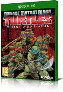Teenage Mutant Ninja Turtles: Mutanti a Manhattan per Xbox One