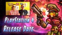 SteamWorld Heist - Il video di annuncio della data di lancio della versione per console PlayStation
