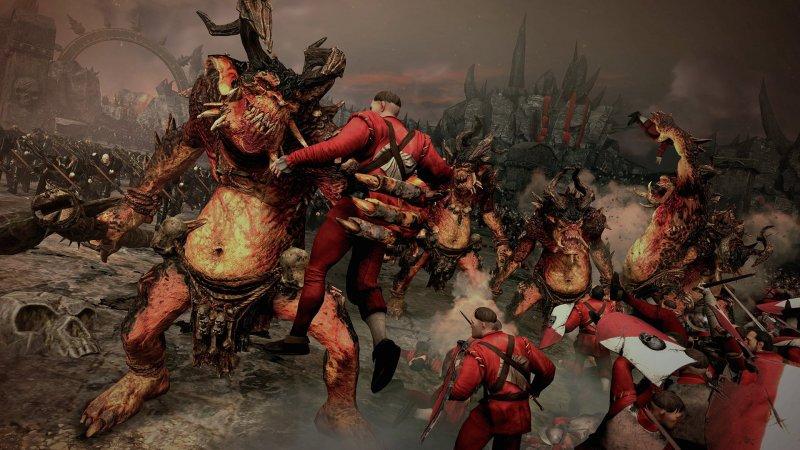 Total War: Warhammer ha venduto mezzo milione di copie