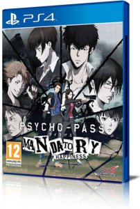 Psycho-Pass: Mandatory Happiness per PlayStation 4