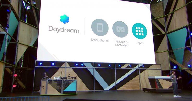 Google ha annunciato la piattaforma Daydream per la realtà virtuale