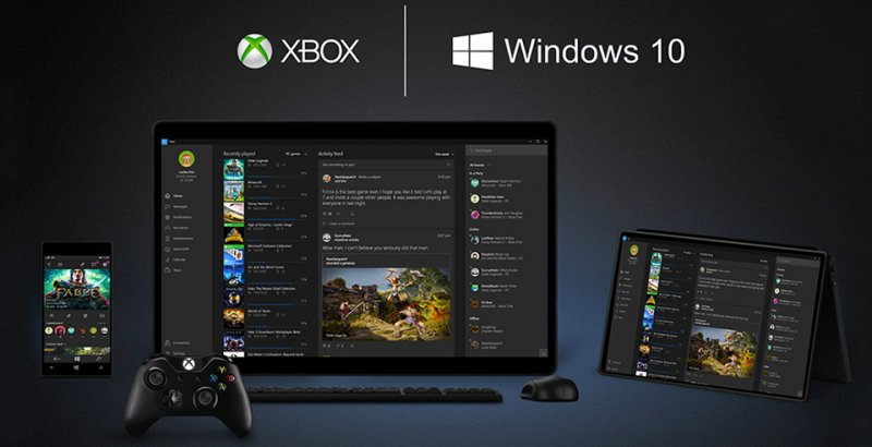 Vari giochi e app Xbox One cominciano ad apparire sul Windows Store, in preparazione all'Anniversary Update