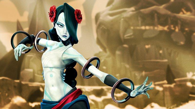 Alani, il primo personaggio gratuito per Battleborn, ha una data di lancio