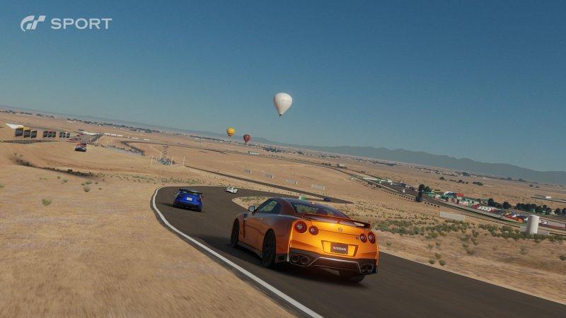 Gran Turismo Sport è completo solo al 50%
