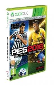 Pro Evolution Soccer 2016 (PES 2016) per Xbox 360