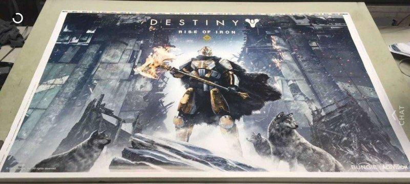 Un poster ha probabilmente rivelato il nome della nuova espansione di Destiny