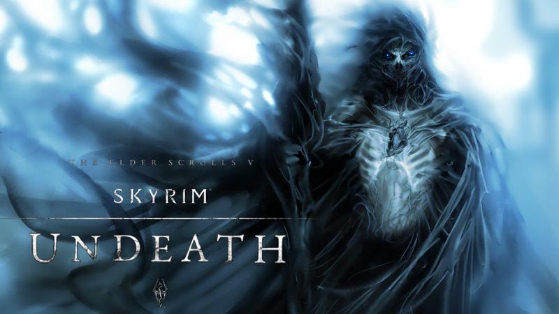 The Elder Scrolls V: Skyrim - Speciale mod