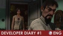 Syberia III - Primo diario degli sviluppatori