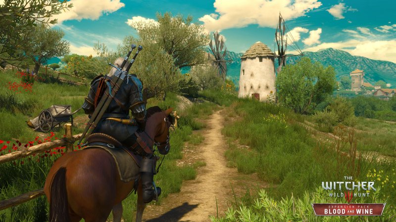 The Witcher 3: Wild Hunt, in arrivo una patch per sistemare i problemi di Blood and Wine
