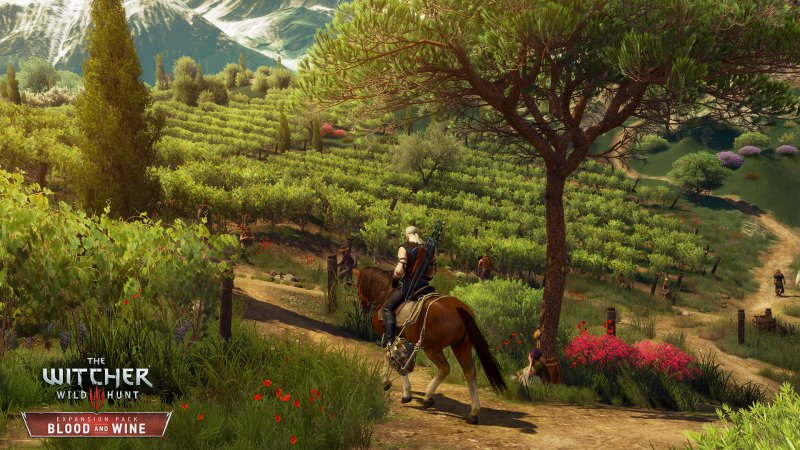 The Witcher 3: Wild Hunt - Blood and Wine è disponibile da oggi