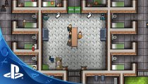 Prison Architect - Trailer di Bill e Barry per la versione PlayStation 4
