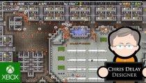 Prison Architect - Trailer con il commento degli sviluppatori per la versione Xbox One