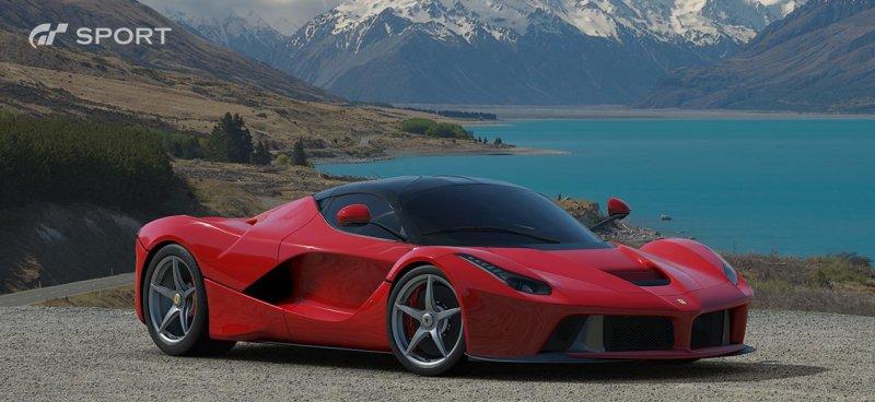 Gran Turismo Sport non avrà il meteo dinamico