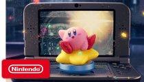 Kirby: Planet Robobot – Trailer sui nuovi amiibo di Kirby