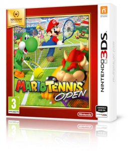 Mario Tennis Open per Nintendo 3DS