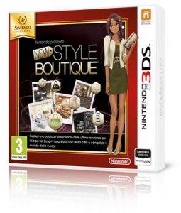 New Style Boutique per Nintendo 3DS