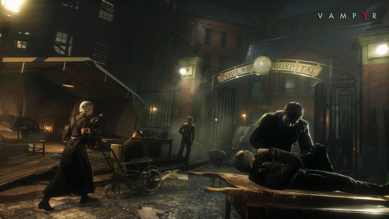 Il gioco più atteso di giugno è Vampyr