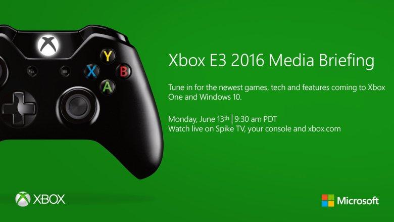 Un grosso annuncio alla conferenza Microsoft E3 2016?
